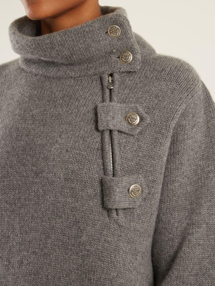 X Bay Garnett cashmere sweater | Queene and Belle | MATCHESFASHION.COM UK