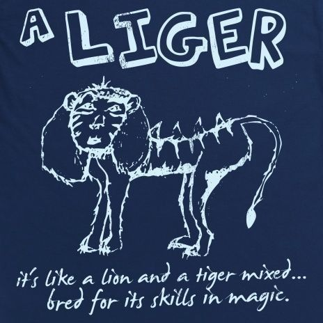 Inspired By Napoleon Dynamite T Shirt - Liger