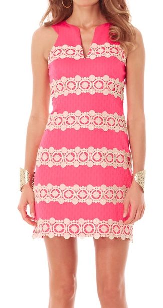 Great Bridal Shower Dress for the Bride - Lilly Pulitzer Augusta Shift Dress