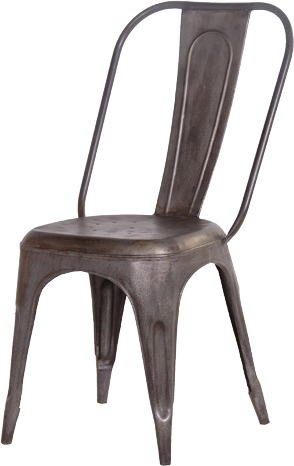 Iconic Metal Dining Chair (Different Colours Available ...
