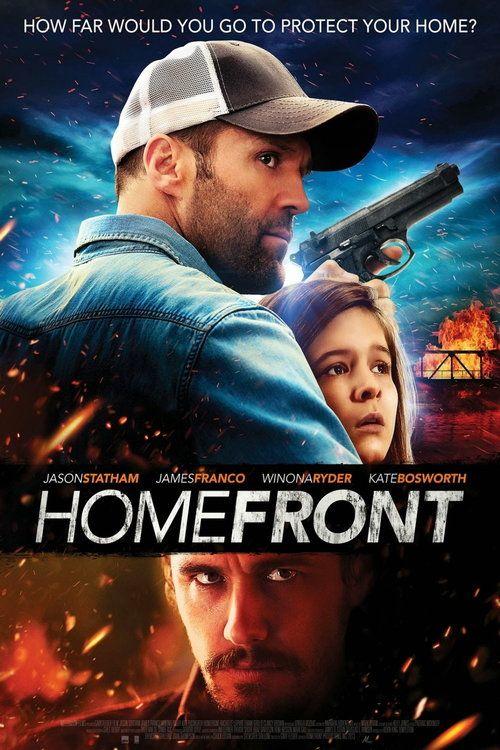 Homefront - movie poster