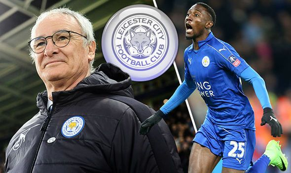 Leicester star Andy King hopes FA Cup win can kickstart Claudio Ranieris survival bid