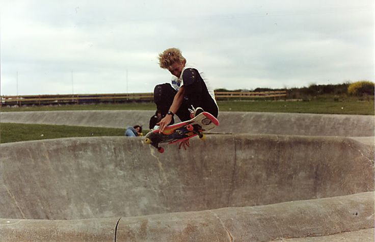 Holywell Bay Skatepark