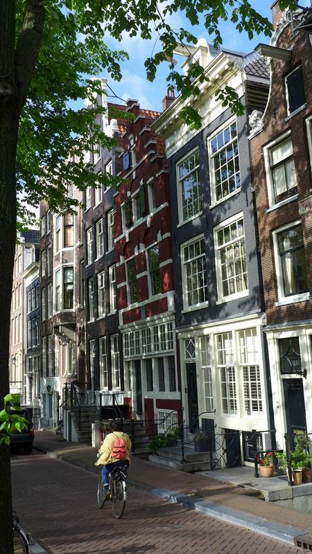 Blog post about 3 days in Amsterdam