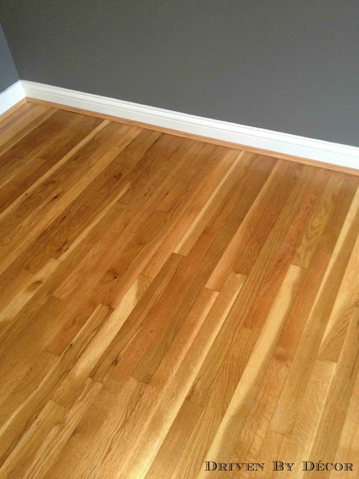 Refinishing Hardwood Floors Water Based vs Oil Based