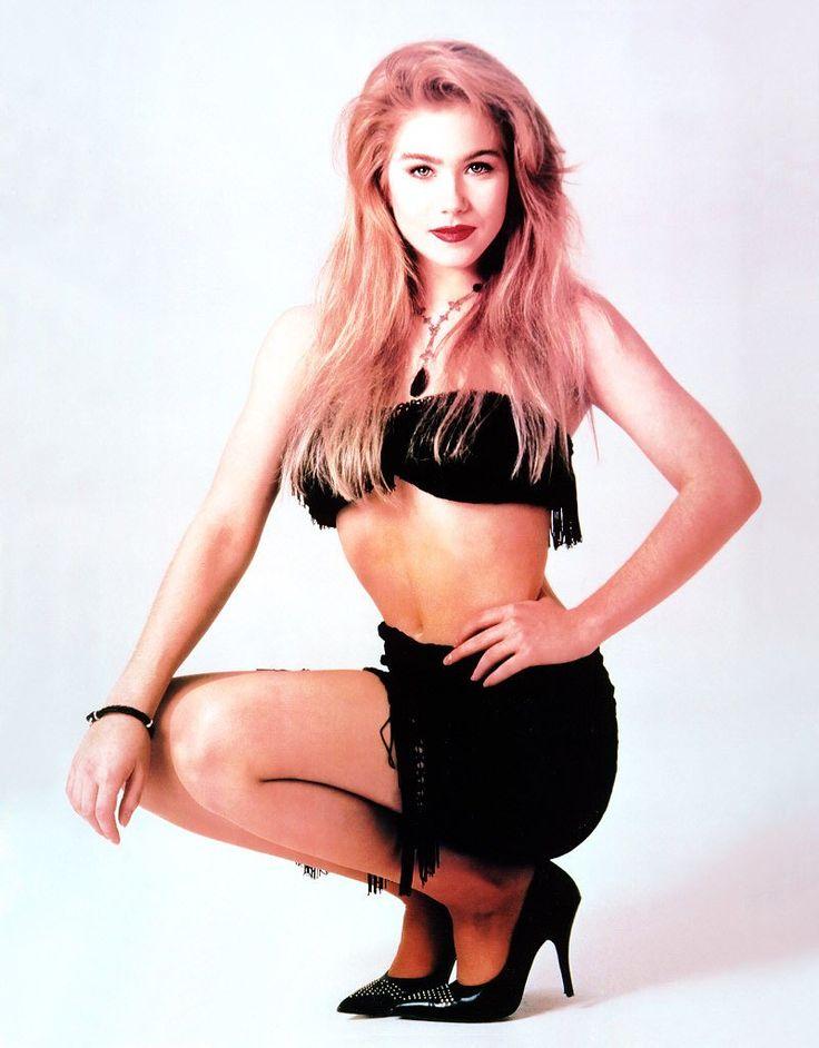 Christina Applegate 1987 Retro And Vintage Pinup Models