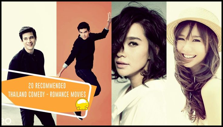20 Recommended Thailand Comedy - Romance Movies