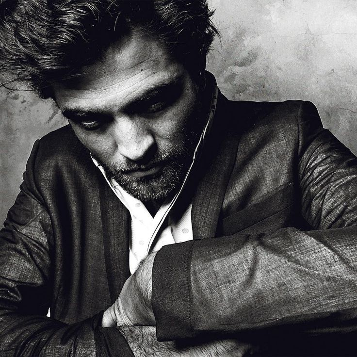 Robert Pattinson by photographer Norma Jean Roy