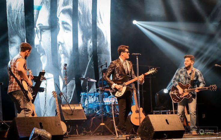 Presentación de Yesterday Band Tucuman en el marco del #SeptiembreMusical, en el Teatro San Martín. Hicieron un repaso por los grandes éxitos de los discos editados entre 1968 y 1972 (Willy and the Poor Boys, Green River, Bayou Country, Cosmo`s Factory, Pendulum, Mardy Gras).