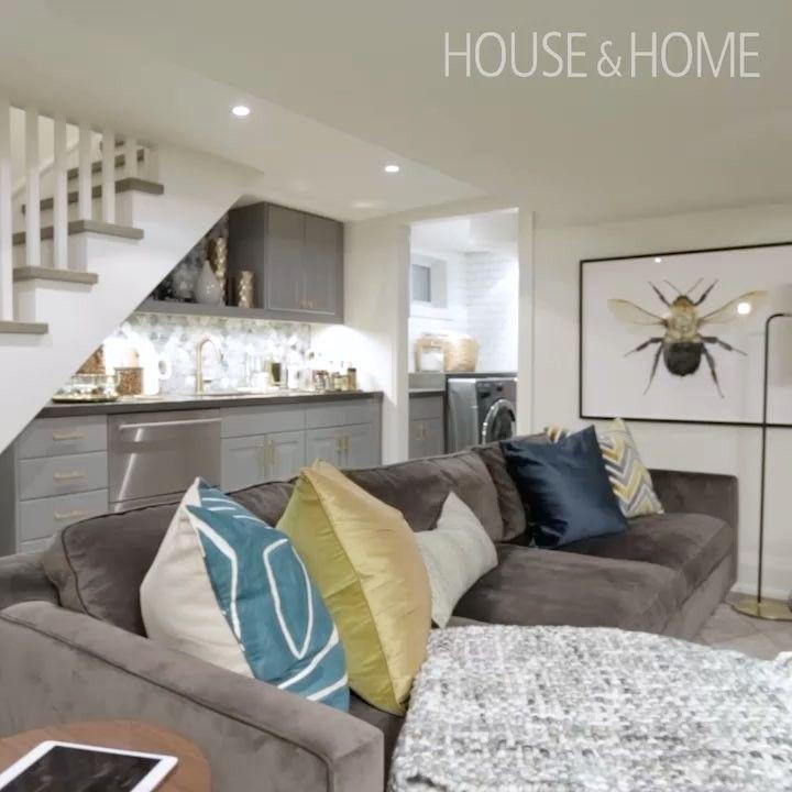 Home Design Basement Ideas: 73 Best Basement Design & Decorating Ideas Images On