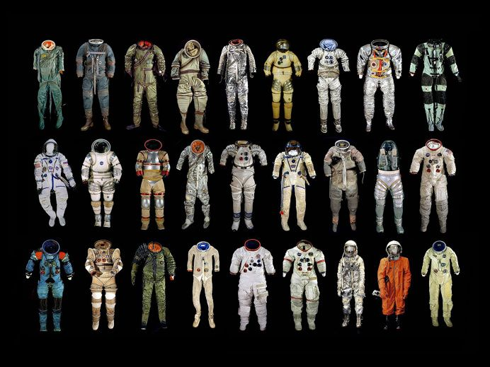 17 best images about spacethings on pinterest astronauts for Space suit fabric