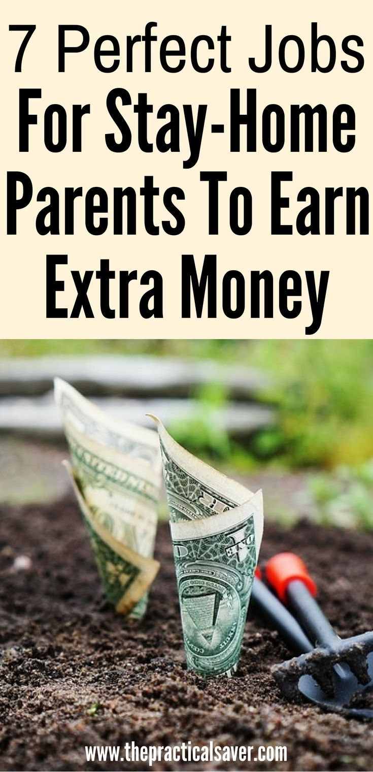 14 Crazy Lucrative Stay At Home Jobs for SAH Parents