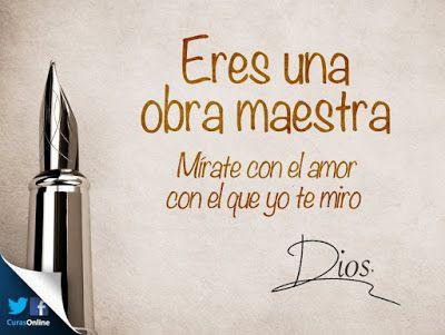 Frases Bonitas Para Facebook: Obra Maestra De Dios
