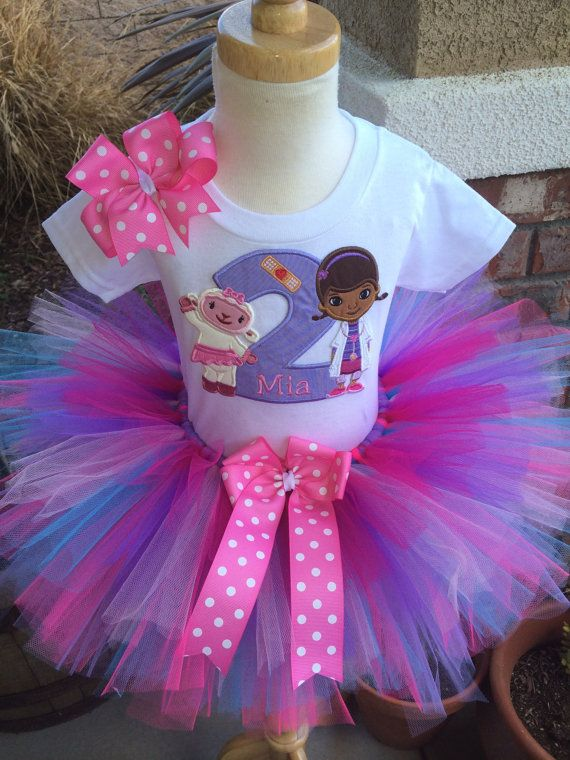 So Affordable Doc McStuffins and Lambie by BooBooKittyBirthdays