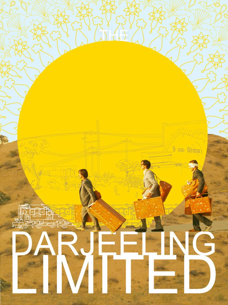 Film: The Darjeeling Limited