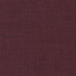 IL020 BURGUNDY Softened - 100% Linen - Light Weight (3.5 oz/yd2)