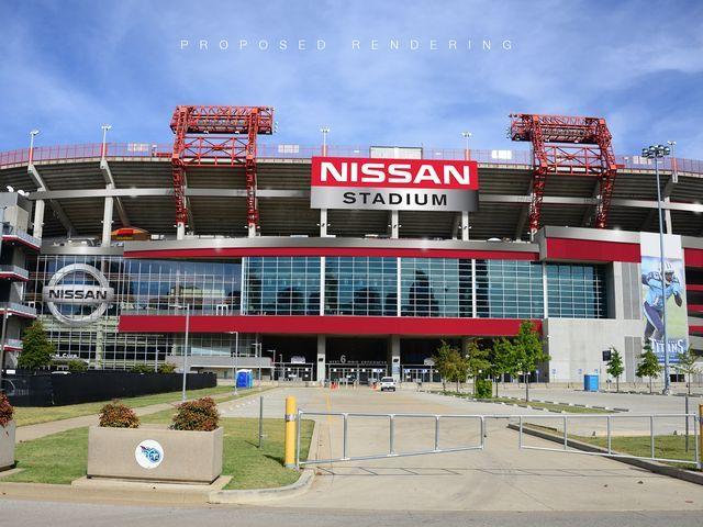 Titans' stadium LP Field to be renamed Nissan Stadium