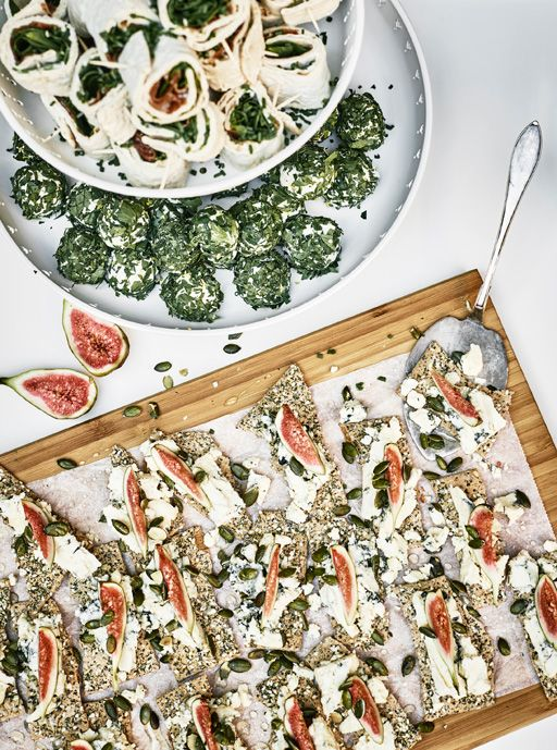 Appetizers. Work for IKEA. Recipes and styling: Louise Ljung Photography: Andrea Papini/IKEA
