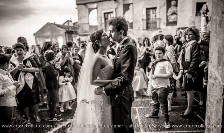 Just married  Sicilian wedding by Ettore Colletto - fotografo per matrimoni Sicilia ( Italy ) www.ettorecolletto.com