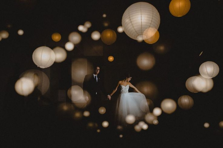 Junebug Weddings' Best Wedding Photos of 2015Photo by: Jacob Loafman Photo: Junebug Weddings
