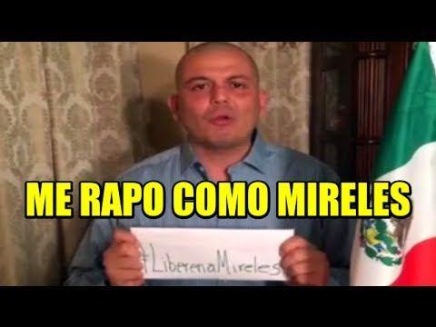 Me rapo como Mireles : Guillermo Valencia ex Alcalde de Tepalcatepec