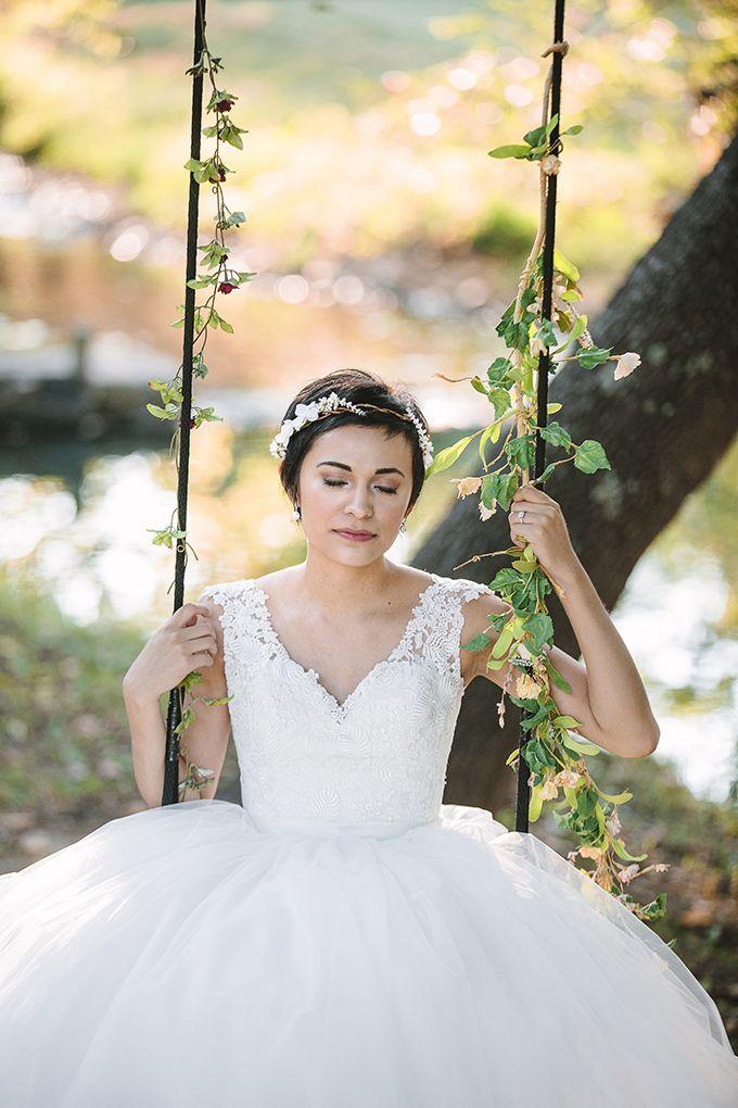 Photo Fridays | Romantic Bridal Portrait Session More