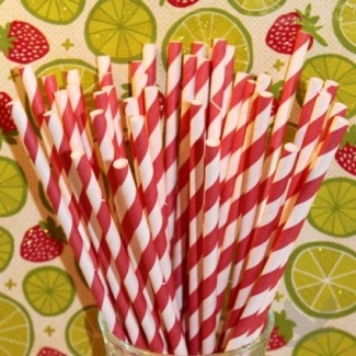 10 Best Paper Straws Images On Pinterest Paper Straws