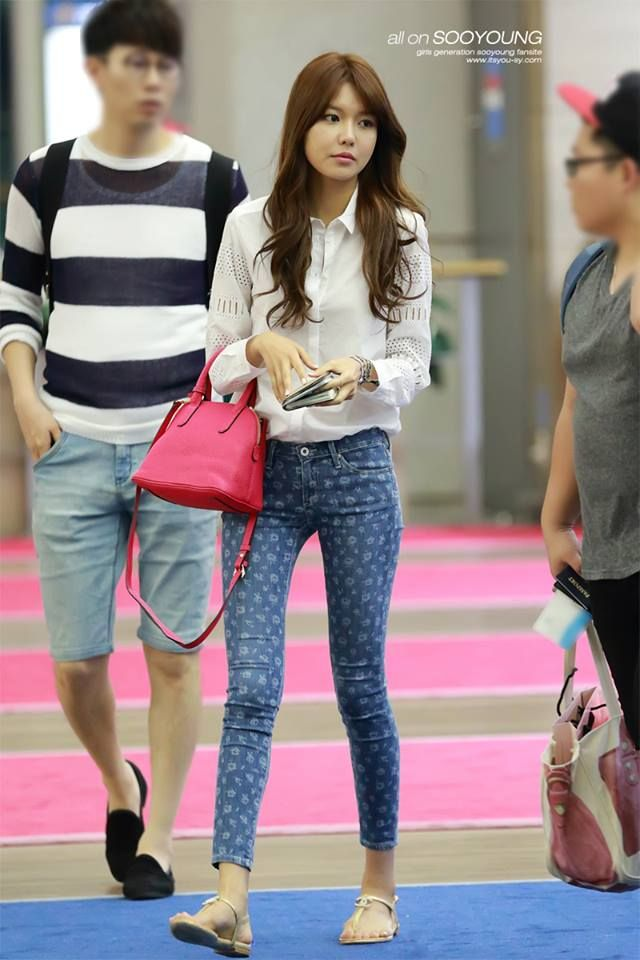 Pics For Kpop Airport Fashion Summer