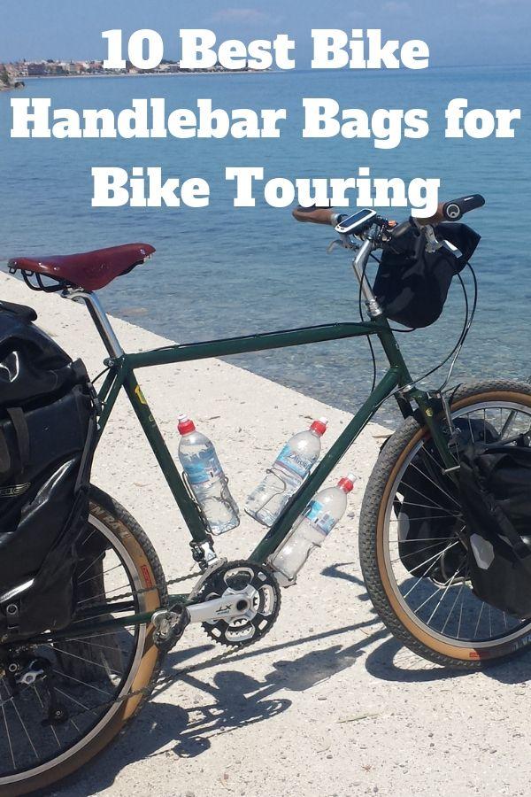 Best Bike Handlebar Bag For Touring Waterproof Handlebar Bags