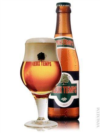 Vieux Temps - Brouwerij Anheuser Busch/Inbev, Leuven, België. Beoordeling GGOB: 6,5