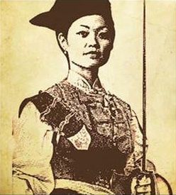 Notable among these were the female pirates, from Zheng Yi Sao and Cai Qian in the beginning of the 19th century to Lo Hon Cho and Lai Choi San in the early part of the 20th century. Description from technoccult.tumblr.com. I searched for this on bing.com/images