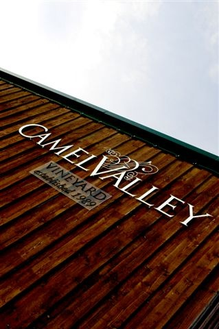 camel valley - wine tours!!