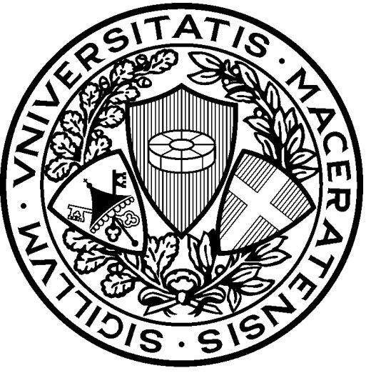 L'Università di Macerata compie settecento anni: Il ricordo di Umberto Eco