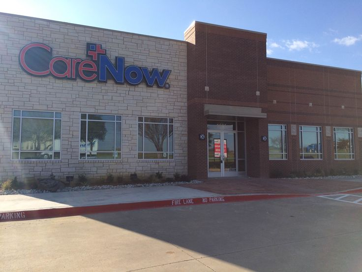 CareNow Mansfield located at 1501 Highway 287 N