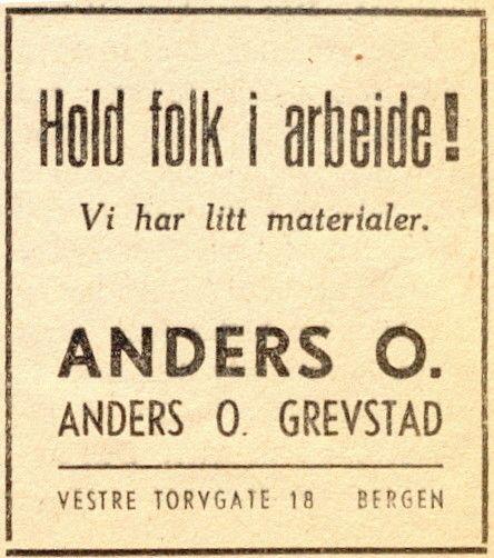 Avis nr 1 fra Dagen etter freden onsdag 9 mai 1945 27 årgang men første årgang etter okkupasjonen