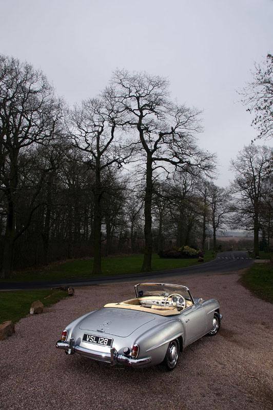 1959 Mercedes Benz #190SL ... For all your Mercedes Benz 190SL restoration needs…