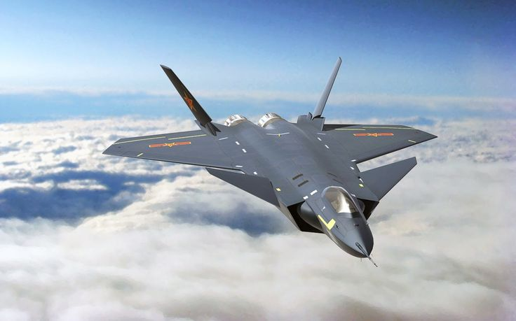 Chengdu J - 20 Has apparently entered production in December and said in same stage of development as the F 35. A program length of nearly six years has created eight prototypes - all flown. The US...