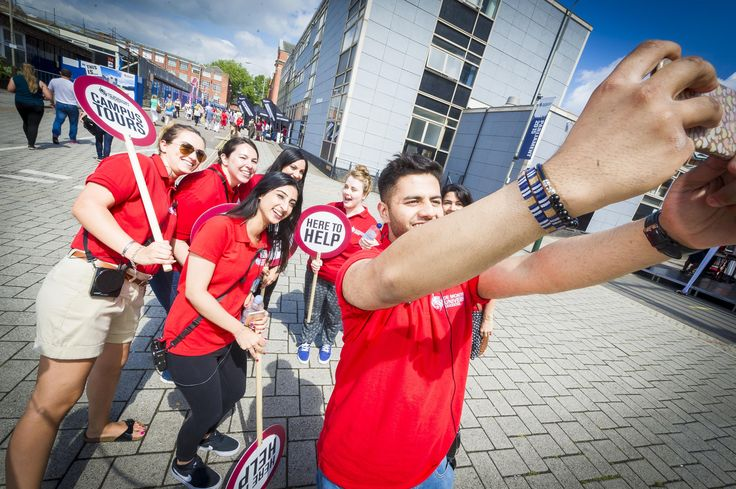 DMU Open Day 2015