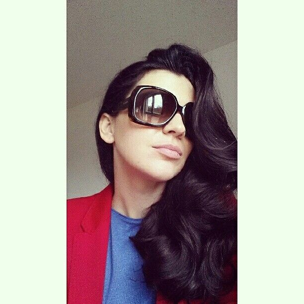 Yves Saint Laurent sunglasses is a must have!