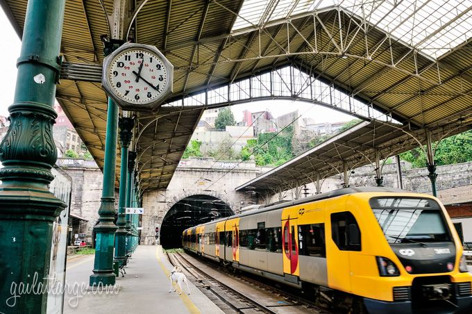 São Bento Railway Station (Porto, Portugal)