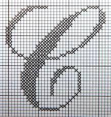 brodering mønster bokstaver - Google-søk