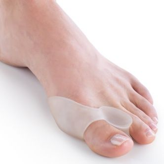 Toe Spreading Gel Bunion Shield