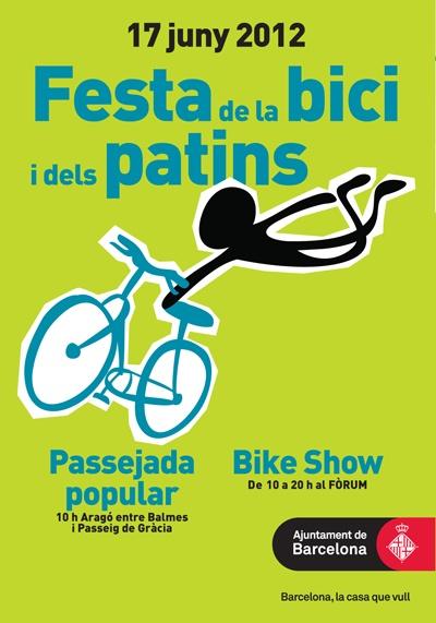 Festa de la bici i dels patins