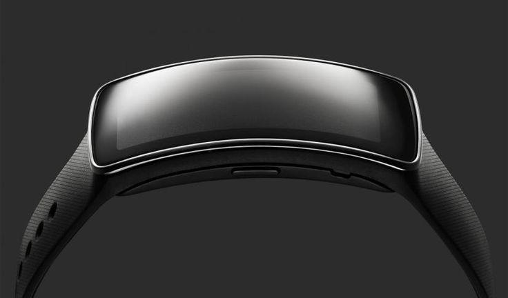 La montre connectée Samsung Gear