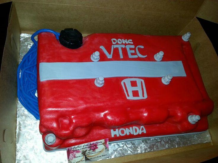 Honda VTec engine I made For Angel Razor..