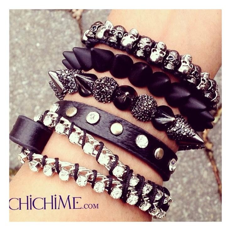Rocker Bracelets