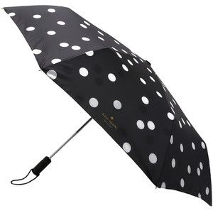 Kate Spade New York Dots Travel Umbrella