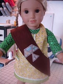 Do it yourself AG Girl Scout uniform