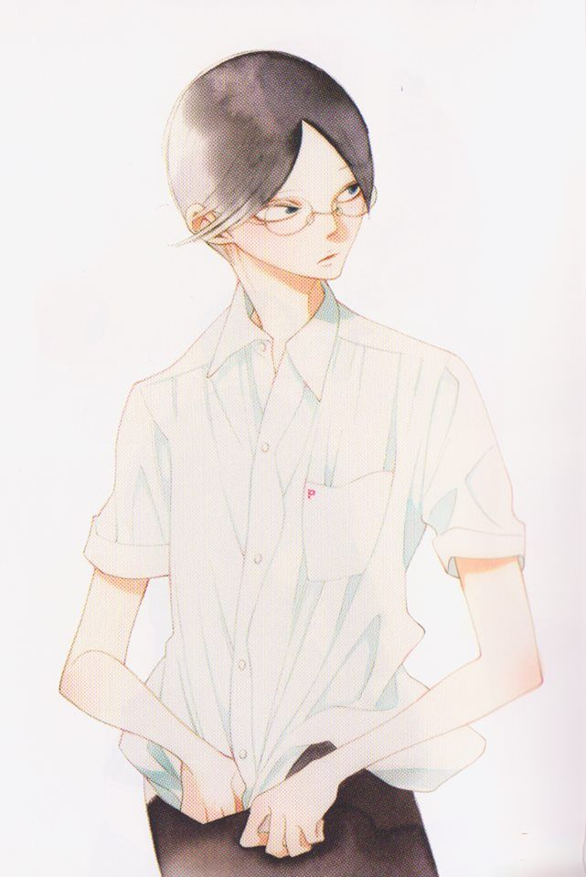 OHAYO, RAKUEN-KUN Artist: Nakamura Asumiko