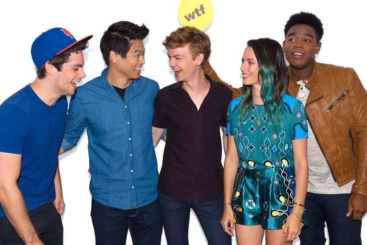"""16 Things You Never Knew About The Cast Of """"The Maze Runner: The Scorch Trials""""    From: BuzzFeed"""